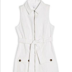 Topshop Dresses - NWT Topshop Denim Dress